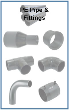 PPE Pipe and Fittings