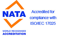 NATA Testing Accredited